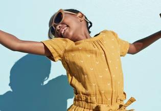 Proteger del eczema en verano niños