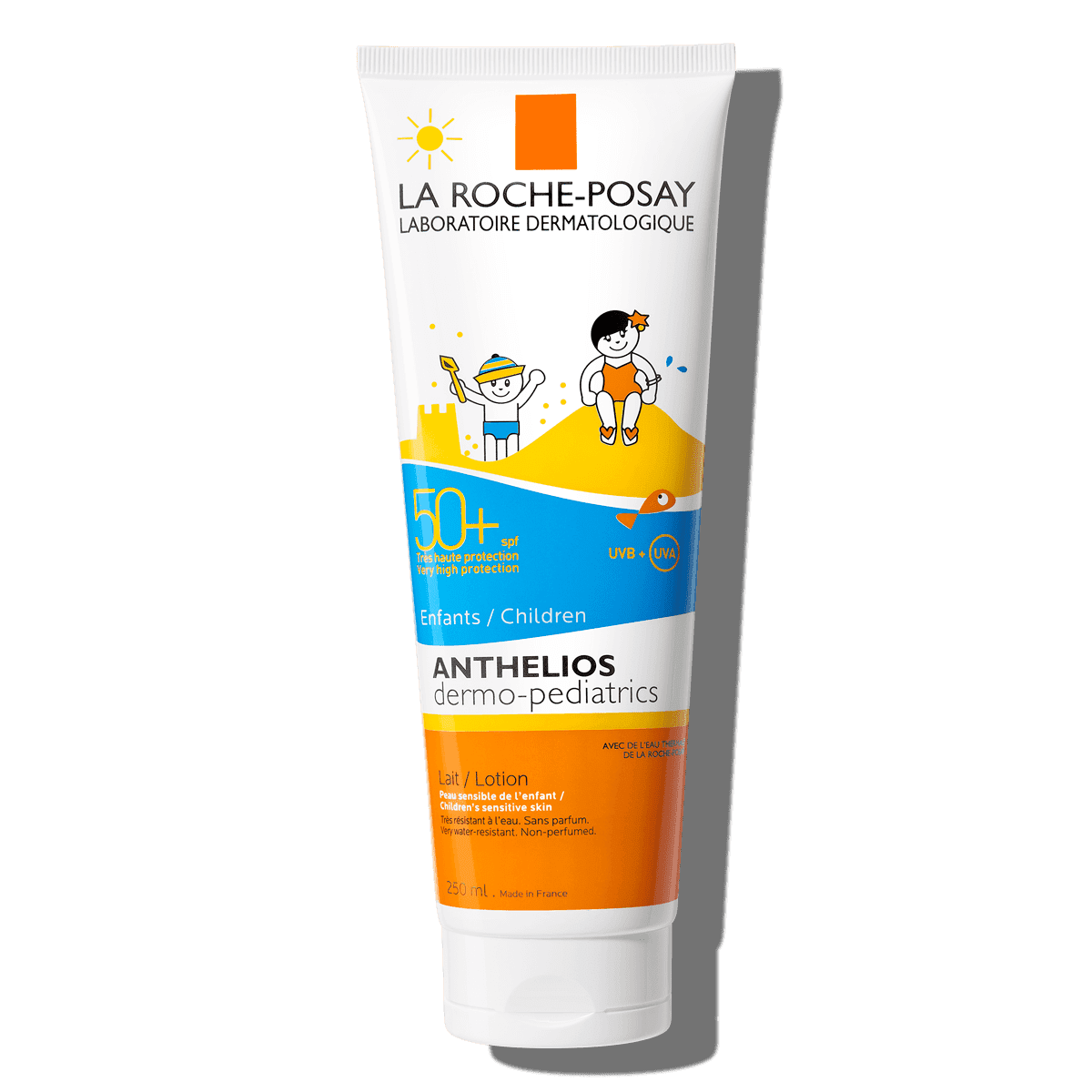 La Roche Posay ProductPage Sun Anthelios Dermo Pediatrics Spf50 Smooth