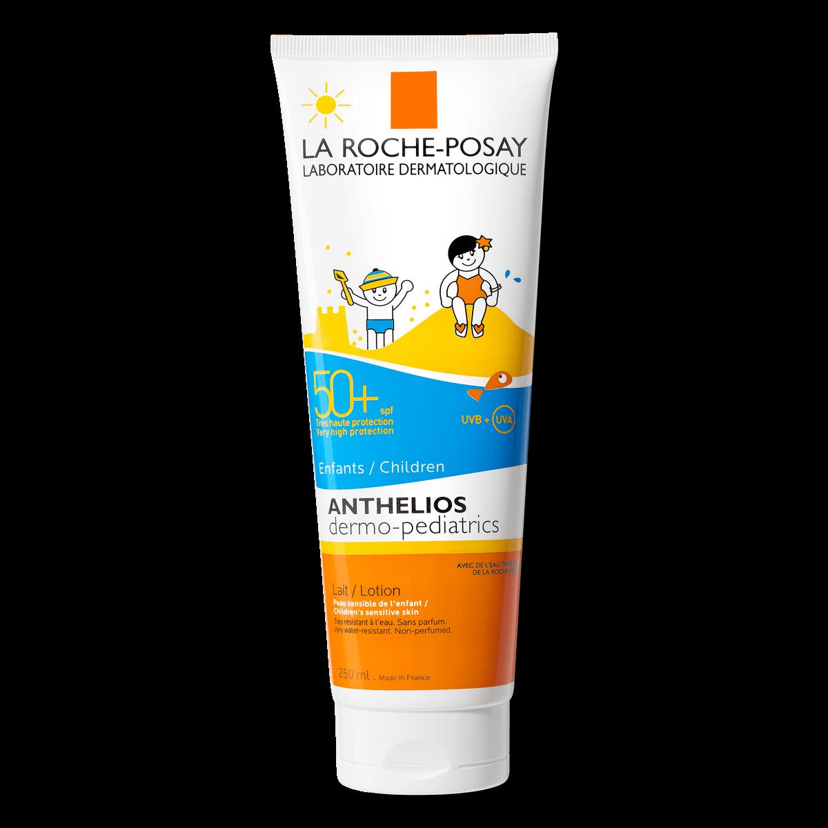 La Roche Posay ProductPage Sun Anthelios Dermo Pediatrics Spf50 Smooth