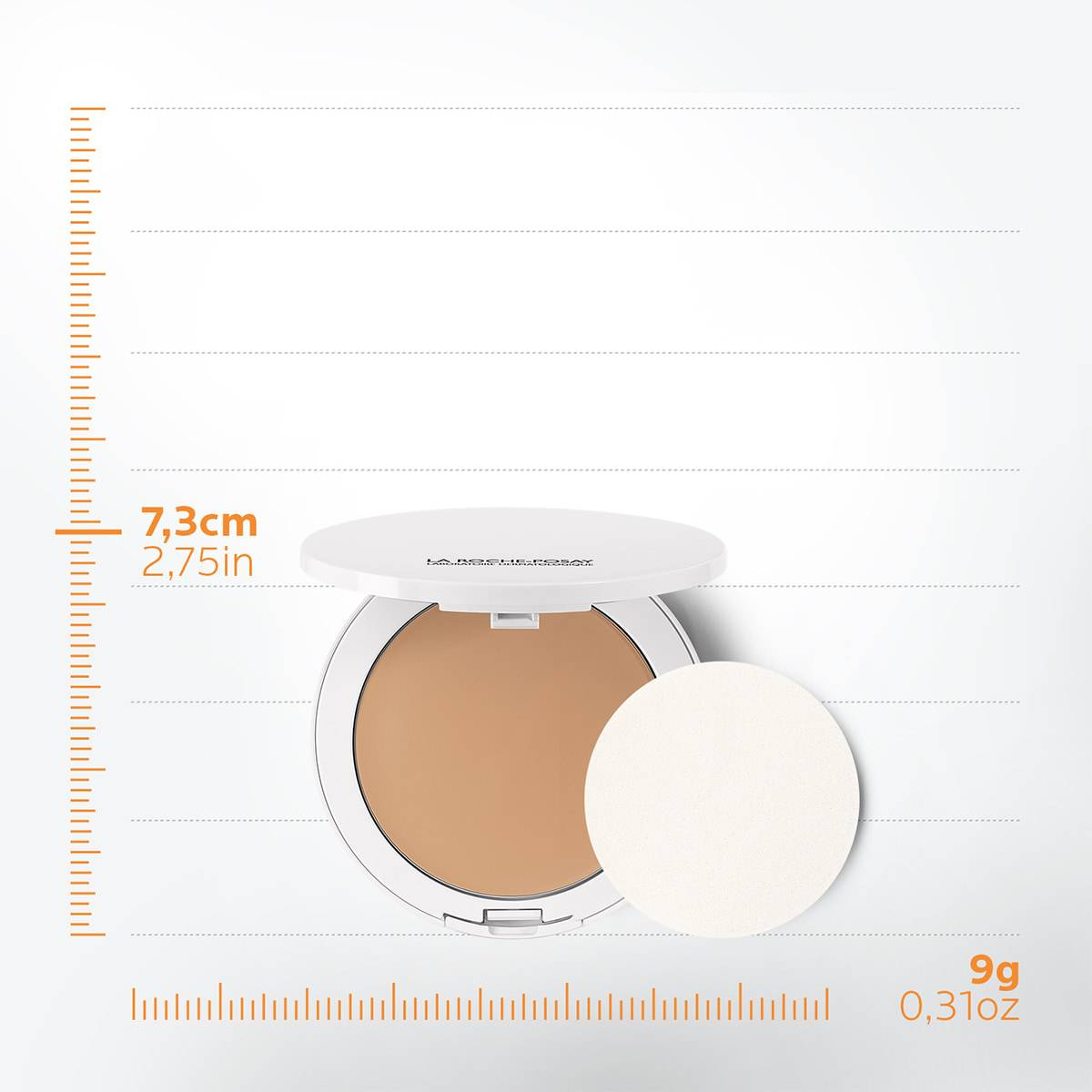 La Roche Posay ProductPage Sun Anthelios XL Compact Cream Unifying Spf
