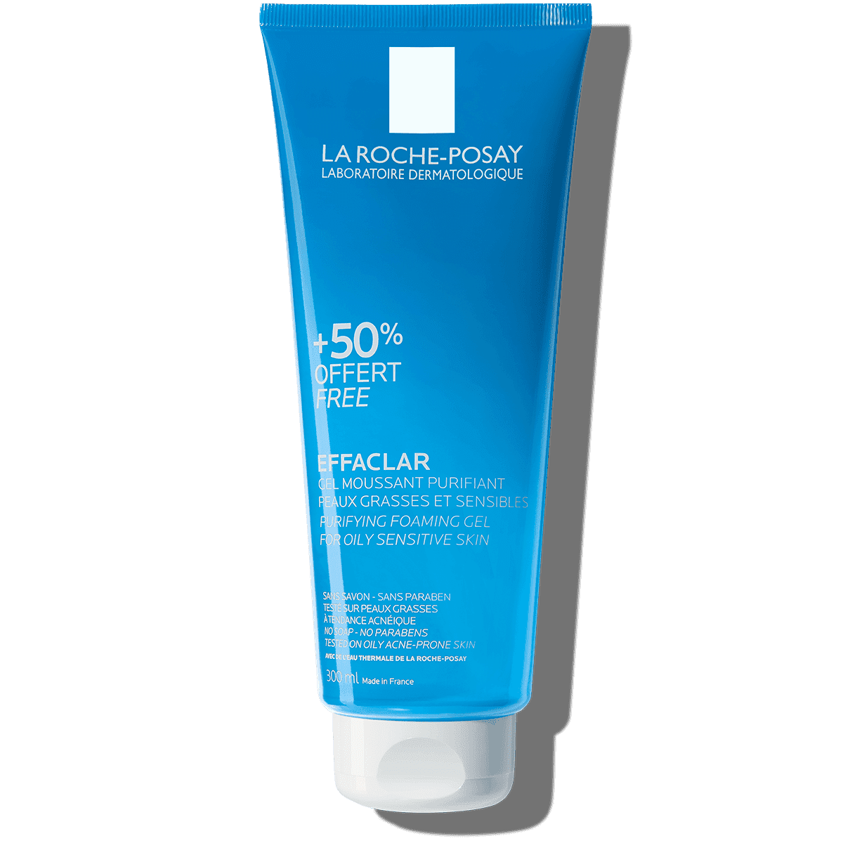 La Roche Posay Face Cleanser Effaclar Cleansing Foaming Gel 300ml 3337