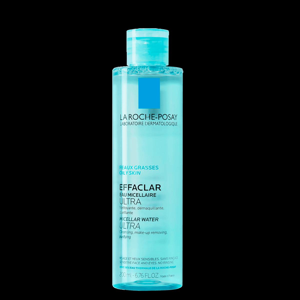 La Roche Posay Face Cleanser Effaclar Micellar Water Ultra 200ml 34334