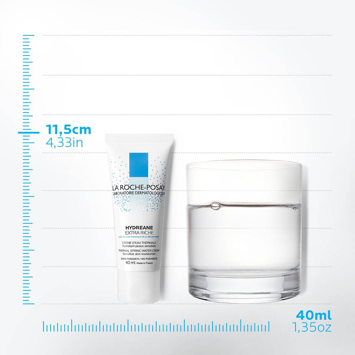 La Roche Posay ProductPage Hydreane Extra Rich 40ml 3337872413346
