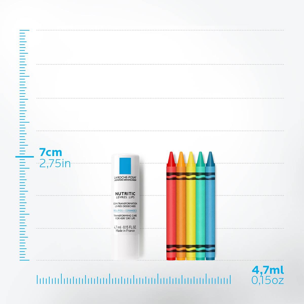 La Roche Posay ProductPage Lip Balm Nutritic Lips Transforming Care Ve