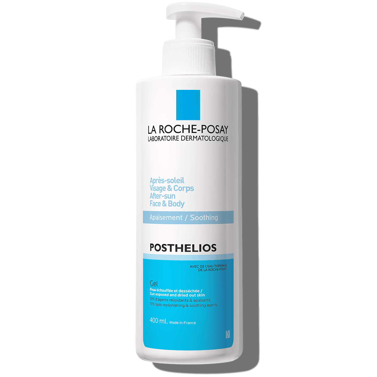 La Roche Posay ProductPage After Sun Posthelios Melt In Gel 400ml 3337