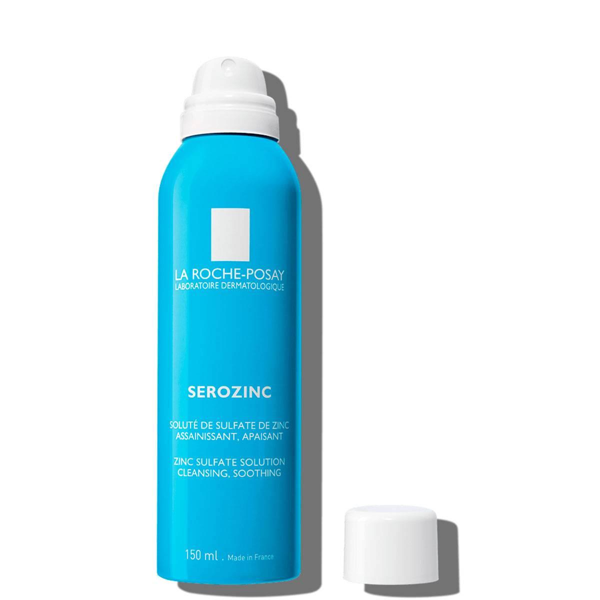 La Roche Posay ProductPage Serozinc Spray Zinc 150ml 3433422406728 Ope