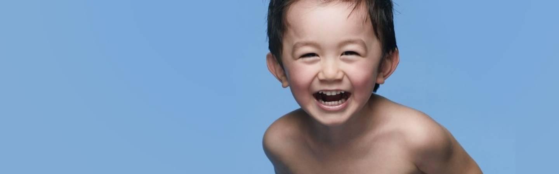cuidado de la piel de los niños